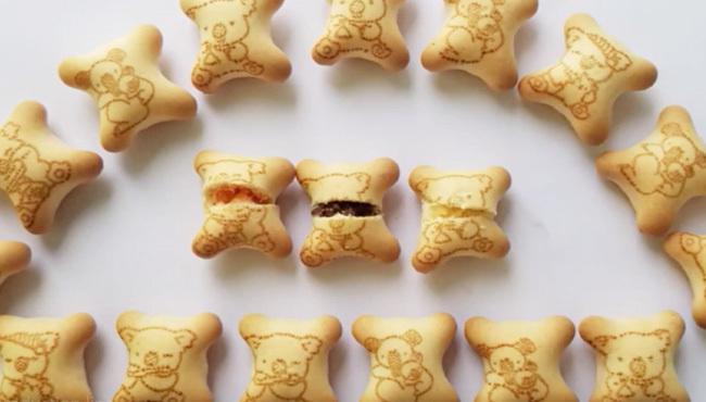 Hello panda biscuit production line