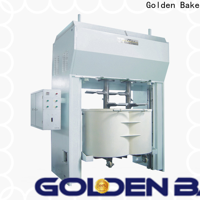 Golden Bake cookies making machine price in india manufacturer for sponge and dough process