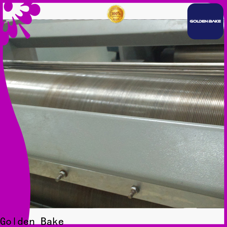Golden Bake cookies machine manufacturers in india manufacturer for dough processing