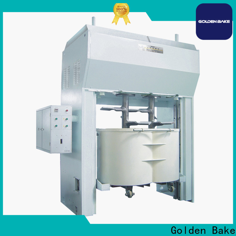 Golden Bake top biscuit packaging machinery manufacturers solution for mixing biscuit material