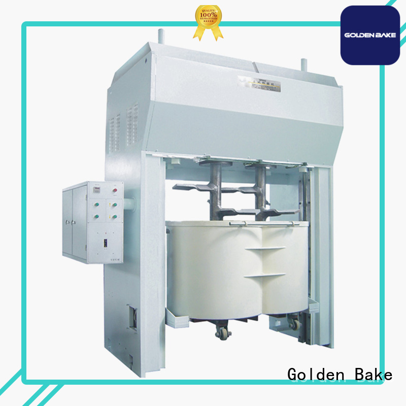 Golden Bake dough mixing machine factory for mixing biscuit material