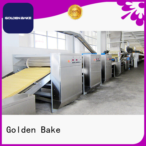 Golden Bake top quality dough forming machine company for dough processing