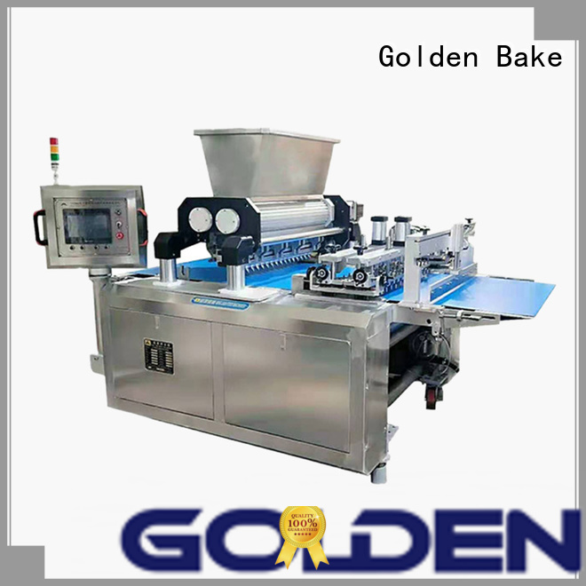 Golden Bake top rotary molding machine company for dough processing