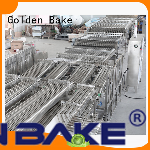 Golden Bake automatic biscuit making machine solution