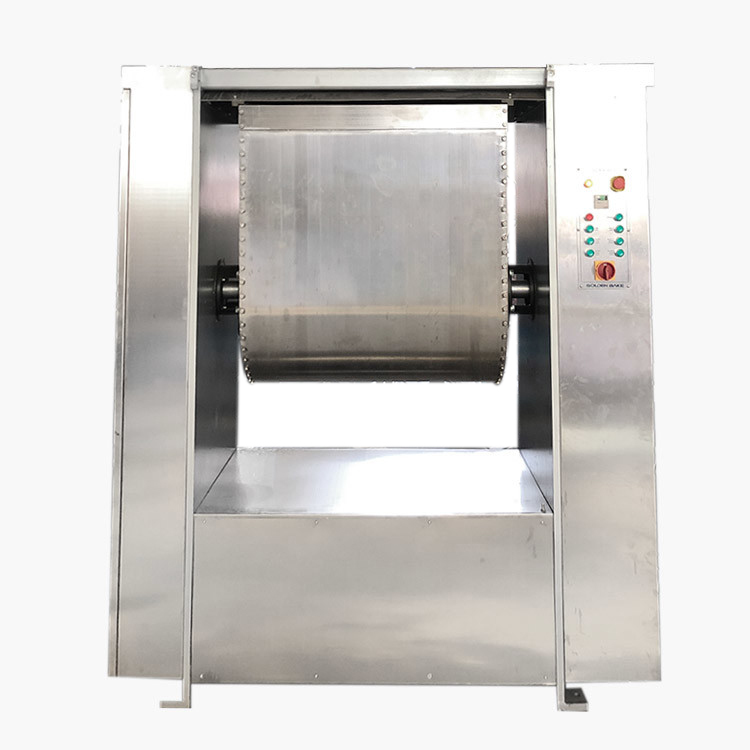 250 Horizontal Dough Mixer for soft or cookie dough biscuit