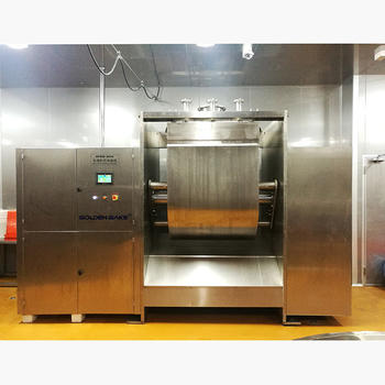 650-II multi-speed horizontal dough mixer dough kneading machine