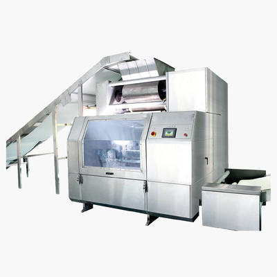 Cut sheet laminator---pre-made dough sheet