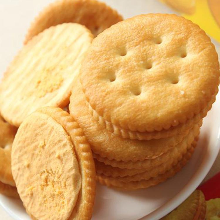 Golden Bake Automatic Ritz hard biscuit line cracker sandwich biscuit machine