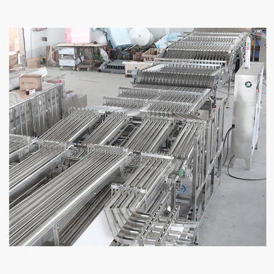 Automation system after baking automatic biscuit making machine