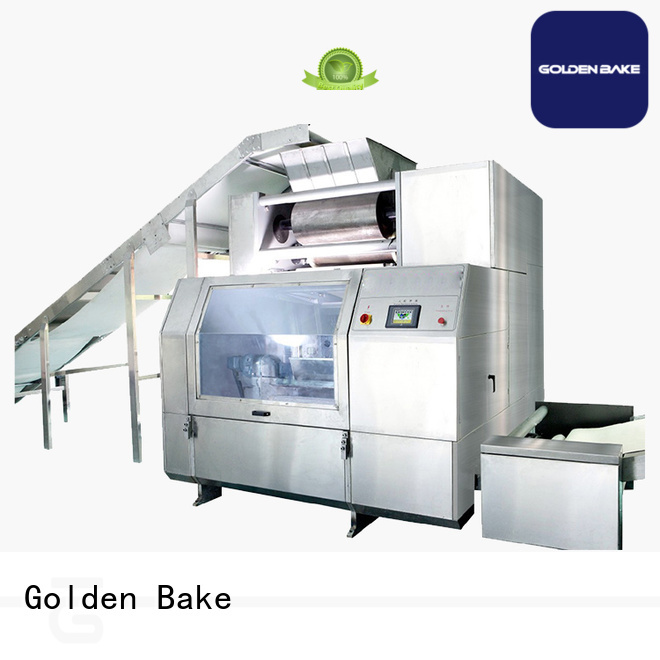Golden Bake dough sheeter machine supplier for biscuit material forming