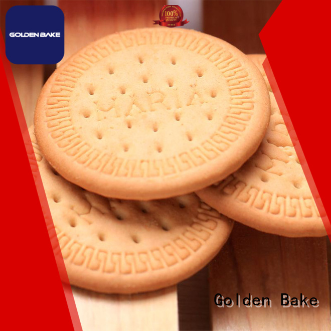 Golden Bake excellent machine for biscuits solution for marie biscuit production