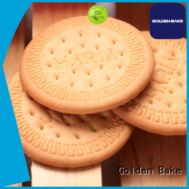 Golden Bake durable biscuit making machine manufacturer manufacturer for marie biscuit making