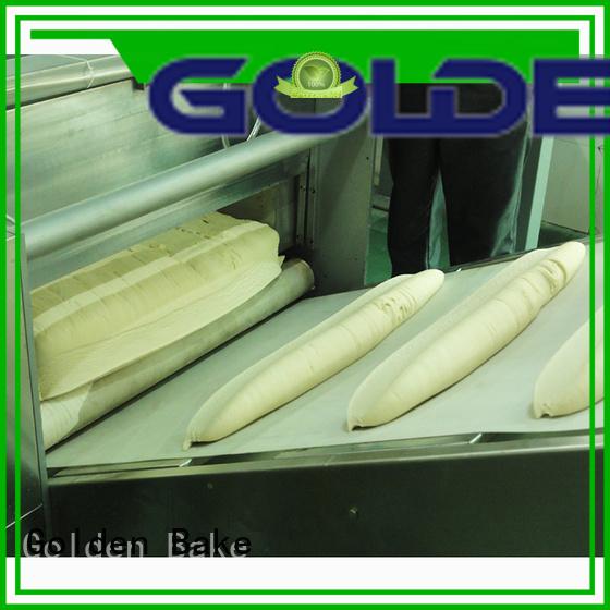 Golden Bake best dough sheeter supplier for dough processing