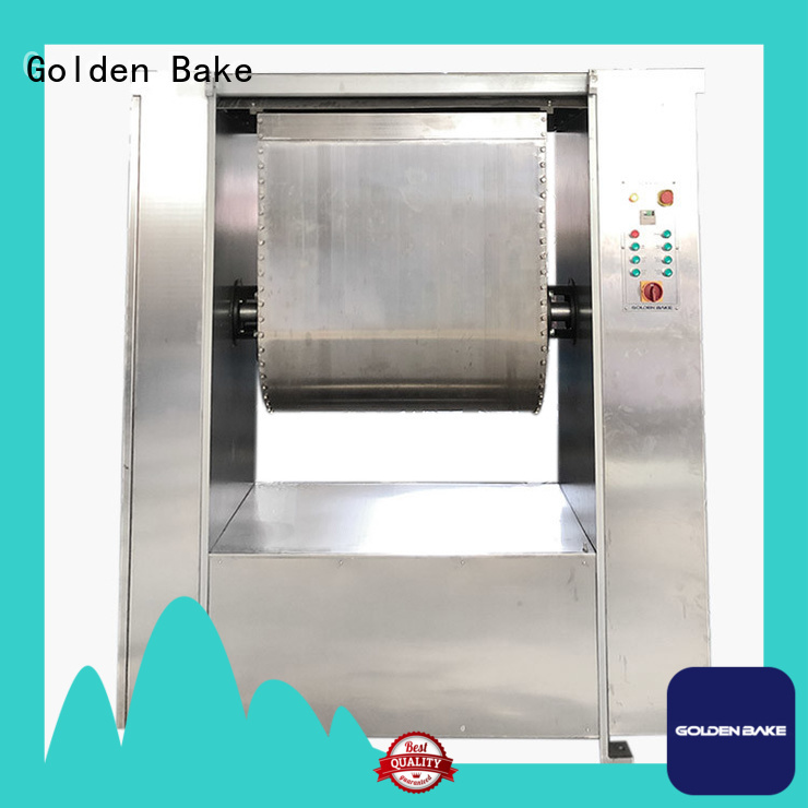 Golden Bake top dough mixing machine company for sponge and dough process