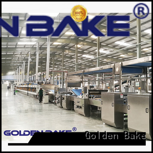 Golden Bake dough cutter machine supplier for biscuit material forming