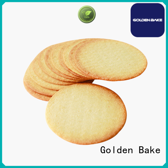 Golden Bake cracker machine factory for biscuit production