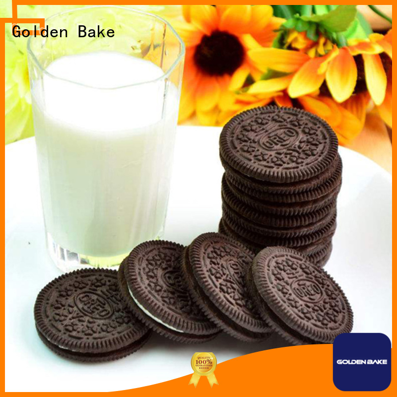 Golden Bake best cookie making machine manufacturers factory for cream filling biscuit making