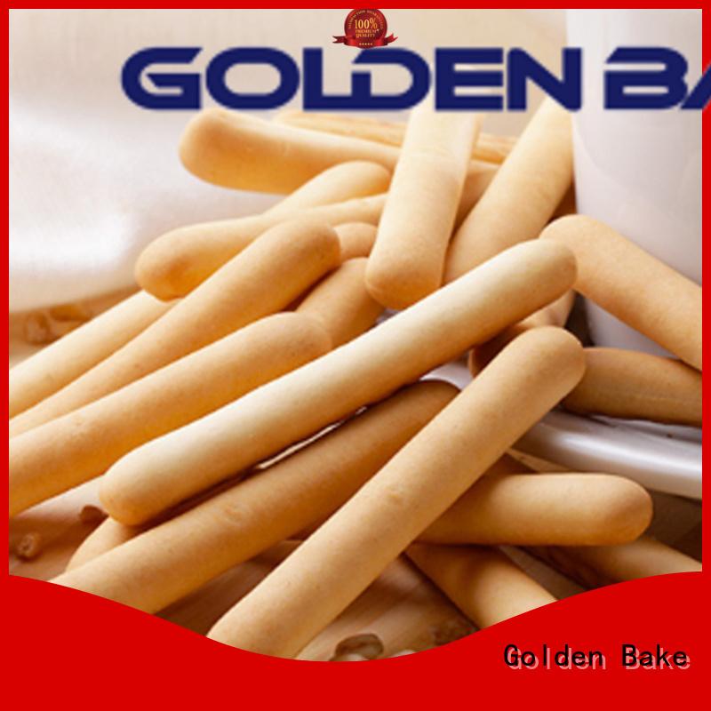 Golden Bake biscuit manufacturing unit manufacturer for finger biscuit production