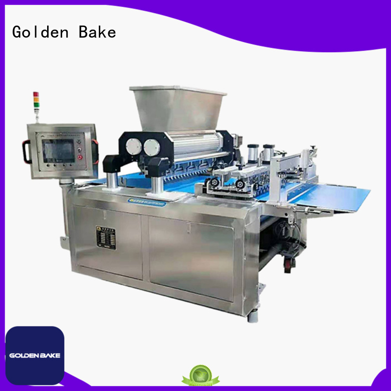 top quality biscuit manufacturing machine company for dough processing