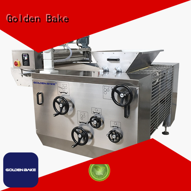 Golden Bake automatic cookie machine supplier for dough processing