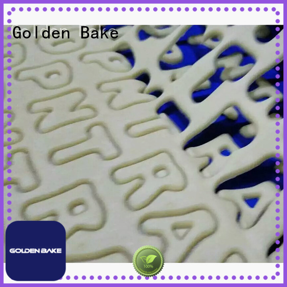 Golden Bake dough sheeter company for forming the dough