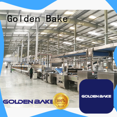 Golden Bake dough forming machine solution for forming the dough