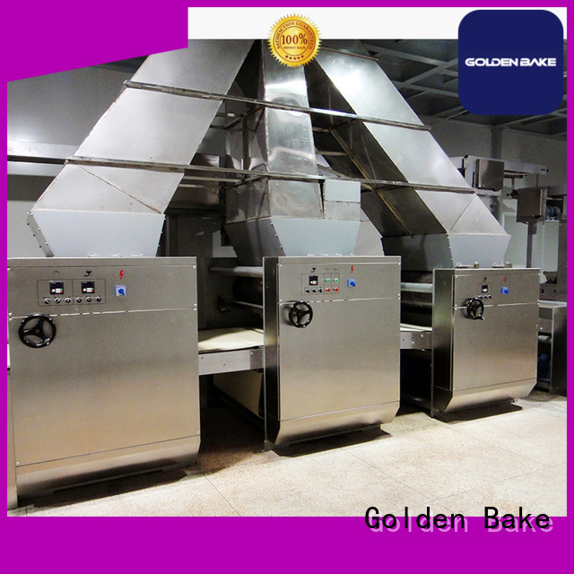Golden Bake best cookie making machine solution for dough processing
