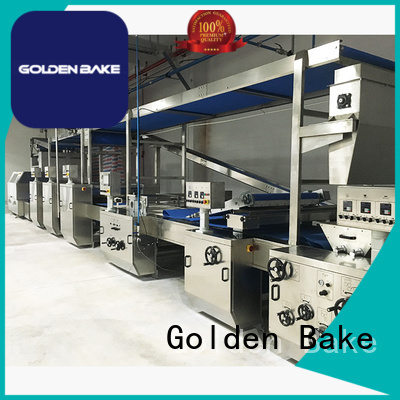 Golden Bake biscuit making machine suppliers solution for forming the dough