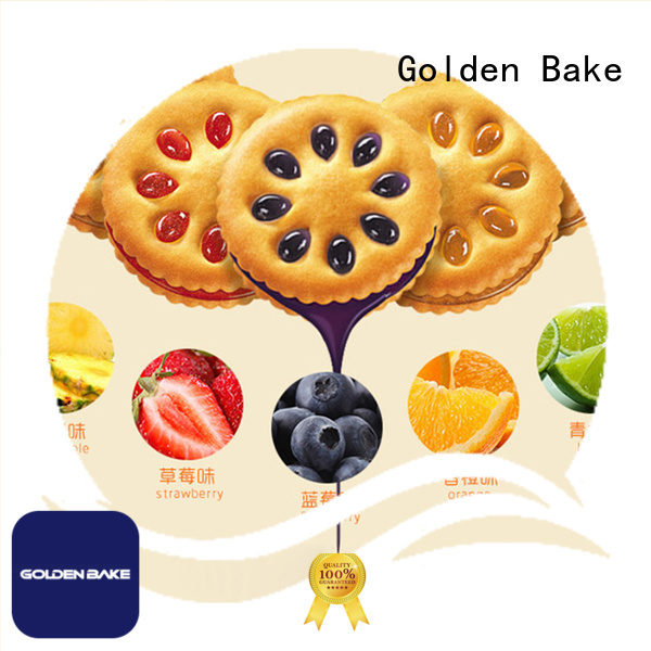 Golden Bake sandwich cookie machine supplier