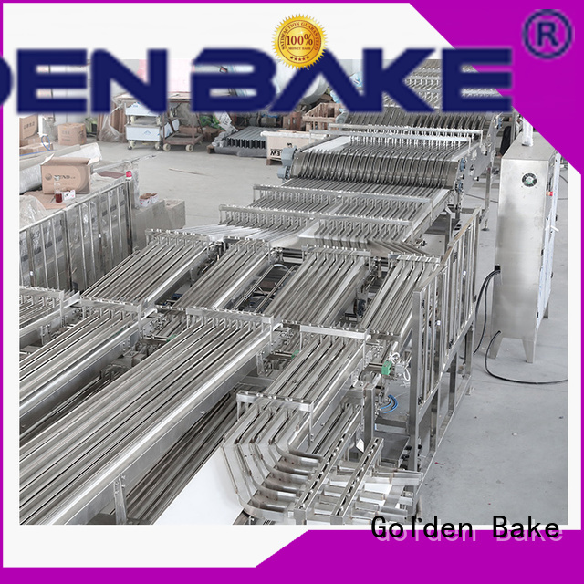 Golden Bake top quality automatic biscuit making machine company