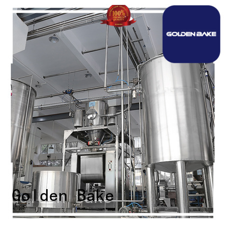 Golden Bake automatic dosing system solution for biscuit material dosing