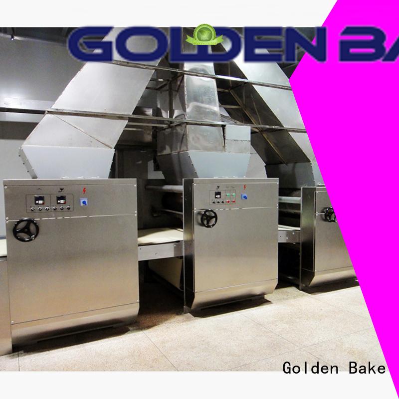 Golden Bake best dough cutting machine manufacturer for forming the dough