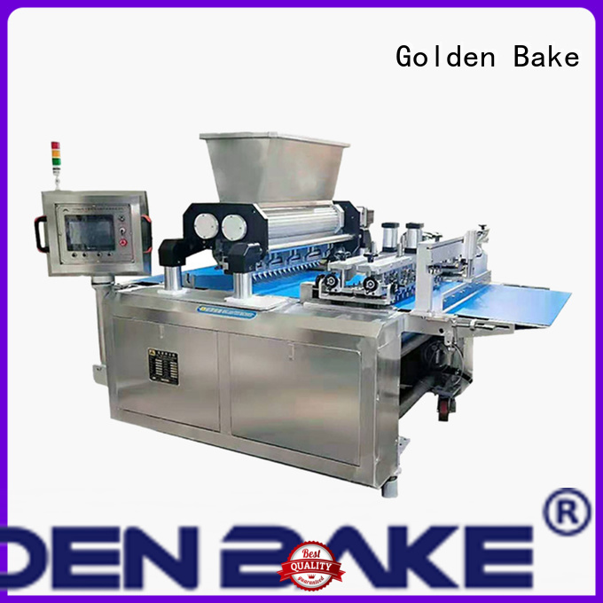 Golden Bake best dough forming machine manufacturer for biscuit material forming