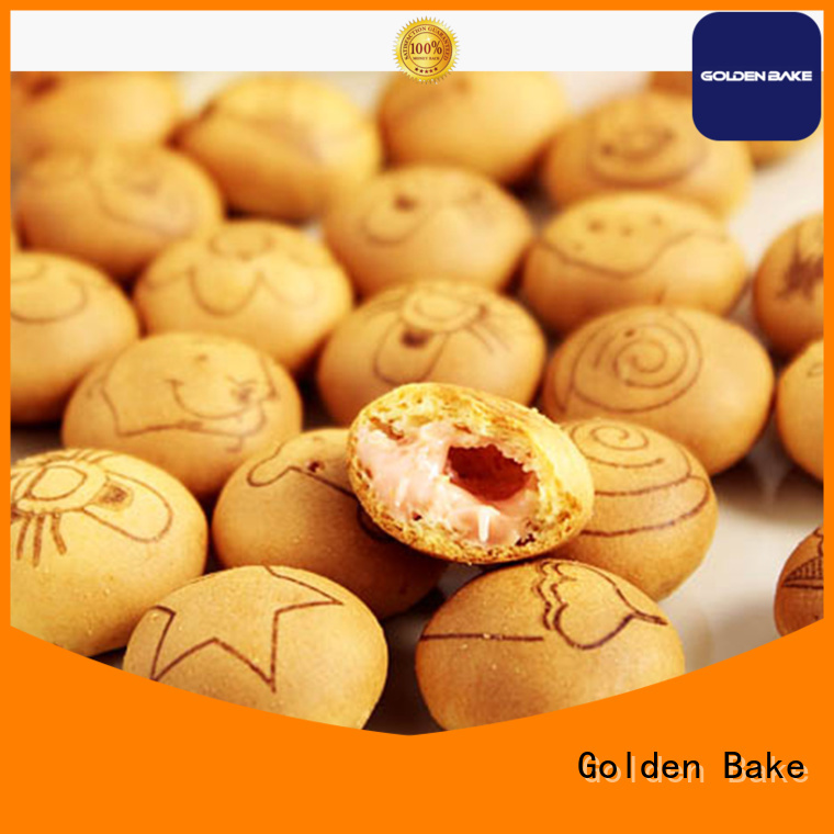Golden Bake professional biscuit making machine solution