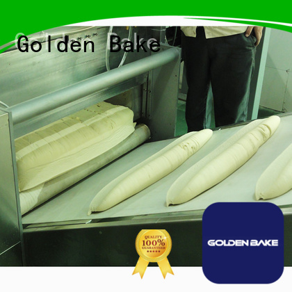 Golden Bake automatic cookie machine supplier for forming the dough