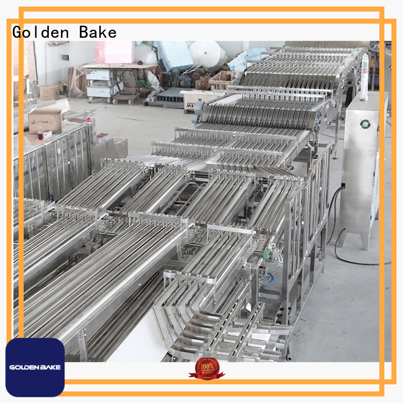 Golden Bake conveyor system manufacturer for biscuit making