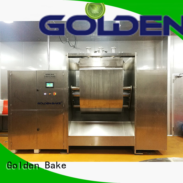 Golden Bake best biscuit mixer company for mixing biscuit material