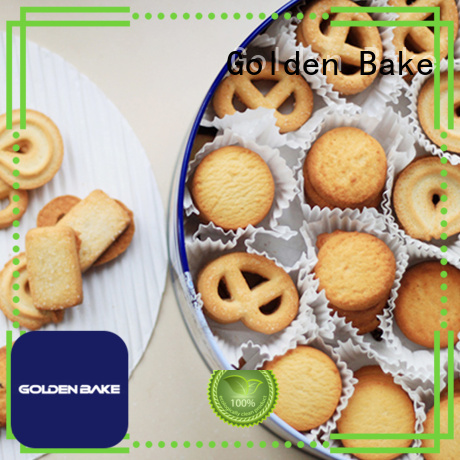 Golden Bake cookies making machine supplier for cookies production