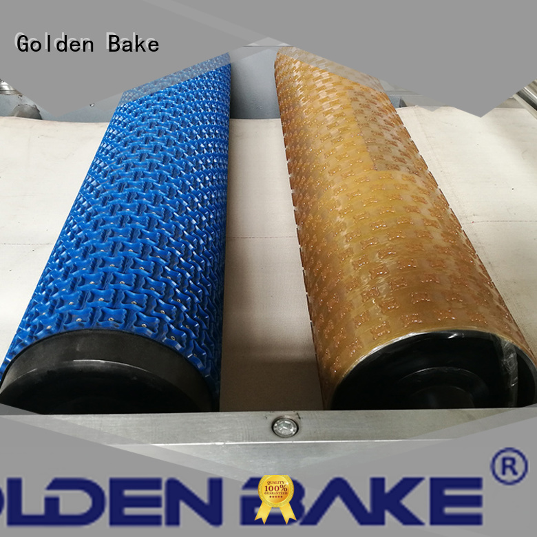 Golden Bake biscuit making machine suppliers supplier for biscuit material forming