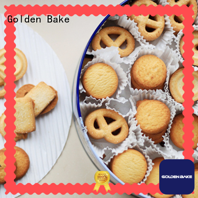 Golden Bake cookie manufacturing equipment solution for cookies making