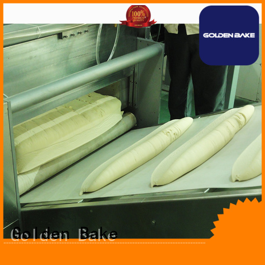 Golden Bake dough forming machine manufacturer for biscuit material forming