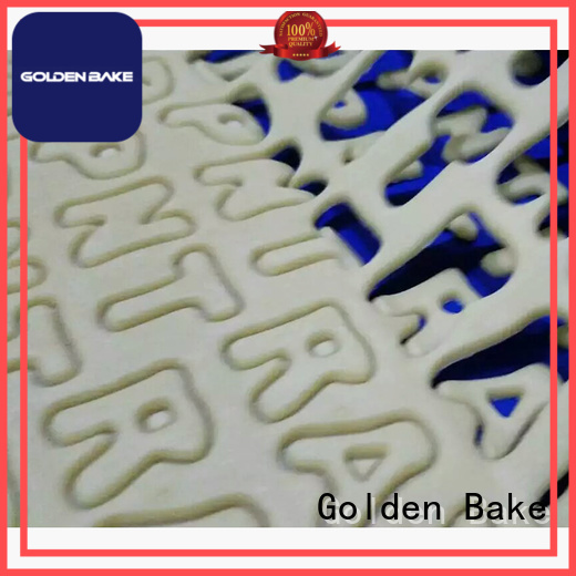 Golden Bake excellent dough sheeter solution for biscuit material forming