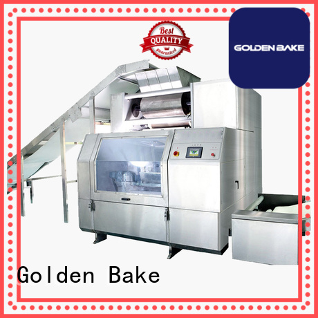 Golden Bake top quality dough sheeter supplier for biscuit material forming