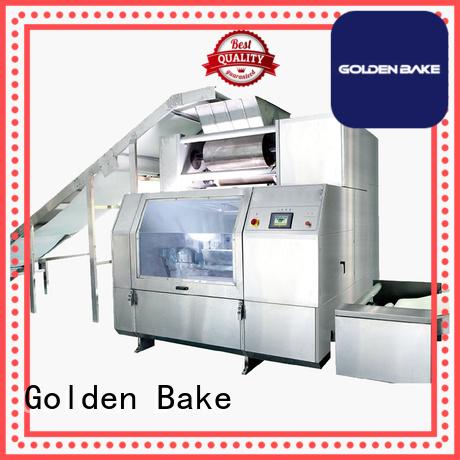 Golden Bake excellent rotary moulder manufacturer for forming the dough