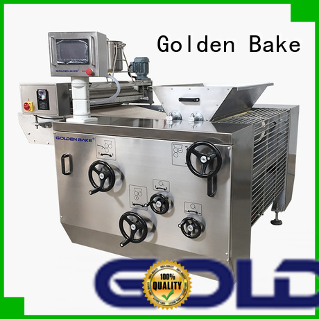 Golden Bake rotary molding machine manufacturer for dough processing