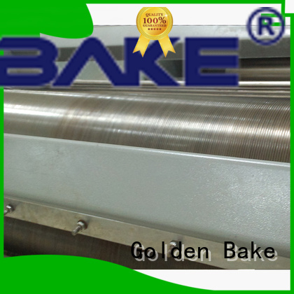 Golden Bake top automatic cookie machine manufacturer for forming the dough