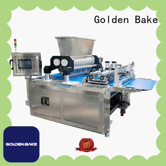 Golden Bake biscuit making machine suppliers supplier for dough processing