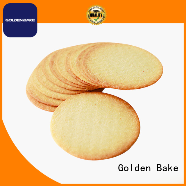 Golden Bake cookies making machine manufacturer for potato crisp cracker making