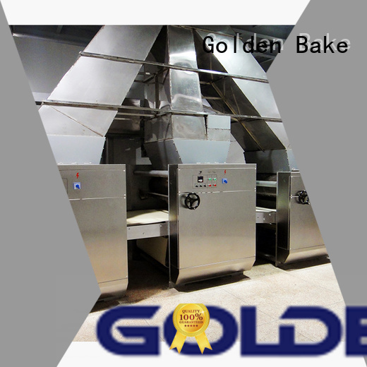 Golden Bake durable dough sheeter machine solution for dough processing