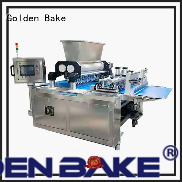 Golden Bake rotary moulder supplier for forming the dough